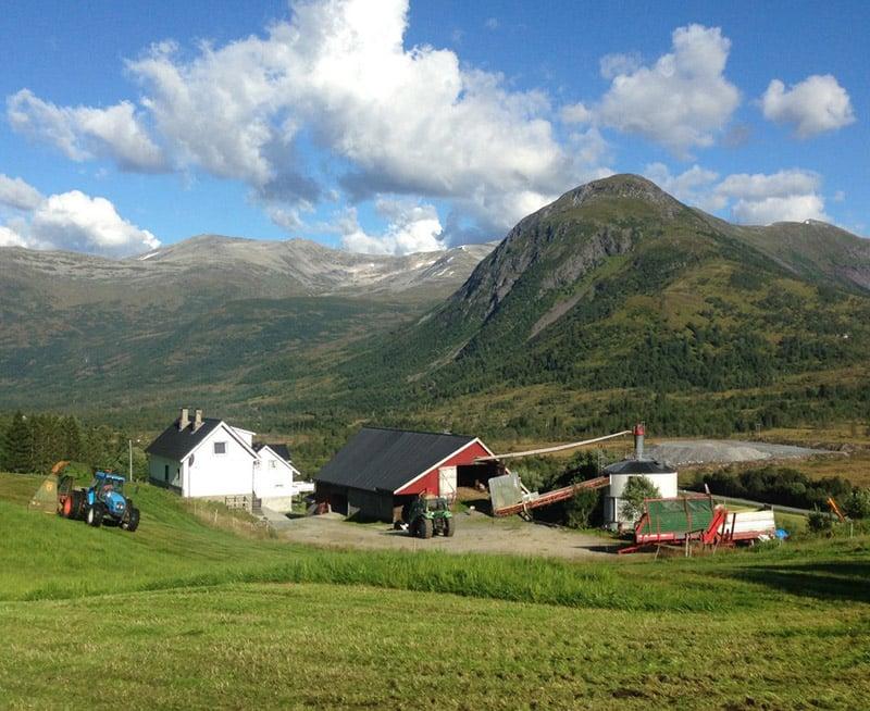 Farming in Norway