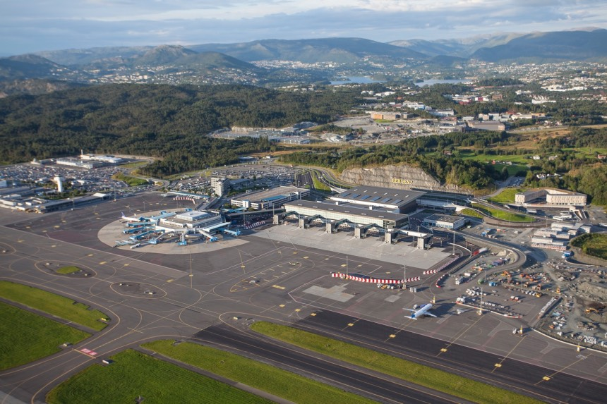 Flesland is bigger and better