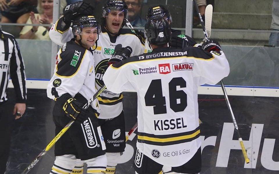 Stavanger Oilers Hockey