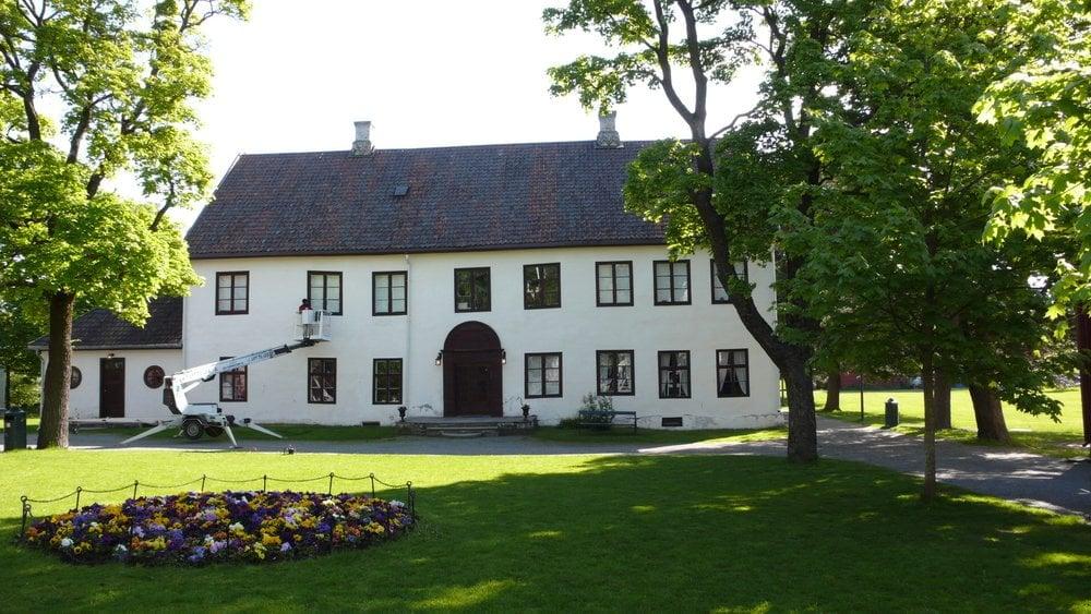 Gjøvik Gård in Oppland