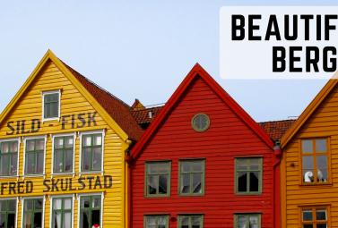 Beautiful Bergen in Pictures