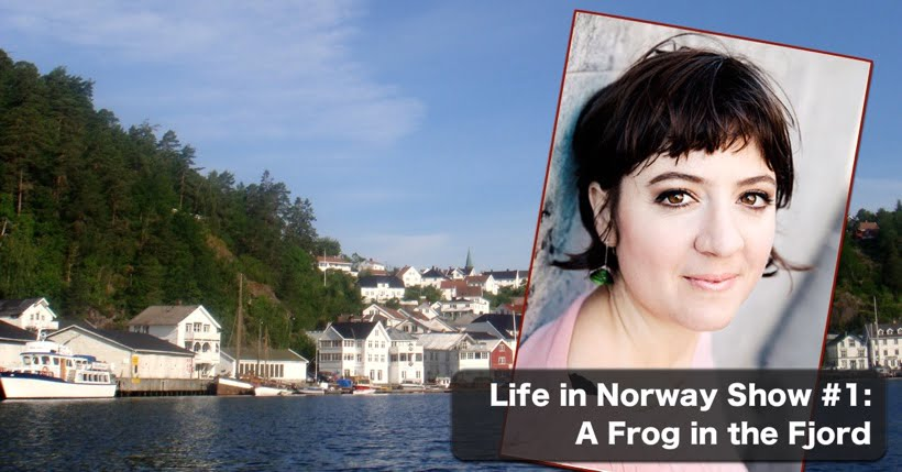 Interview with Lorelou Desjardins A Frog in the Fjord