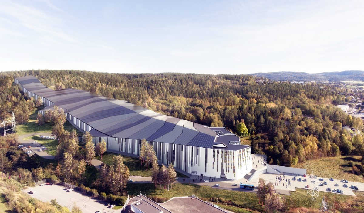 World's largest winter sports arena
