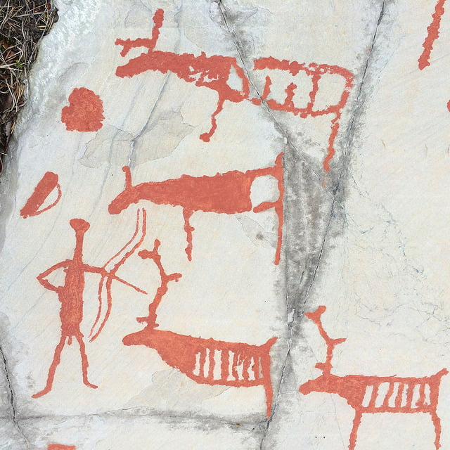The Rock Carvings at Alta