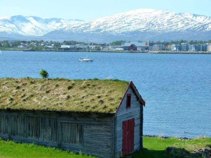 Tromsø in Fall