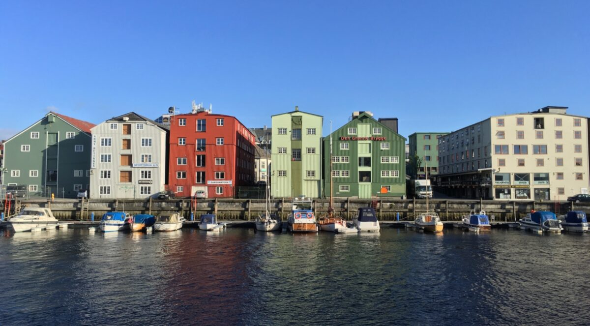 Accommodation in Trondheim