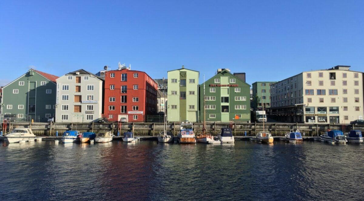Accommodation in Trondheim