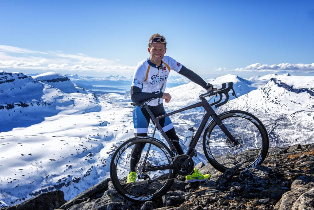 Arctic Race of Norway participant