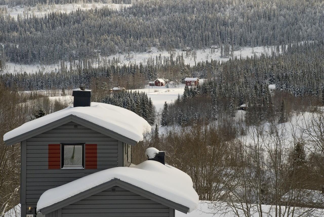 Åre in Central Sweden