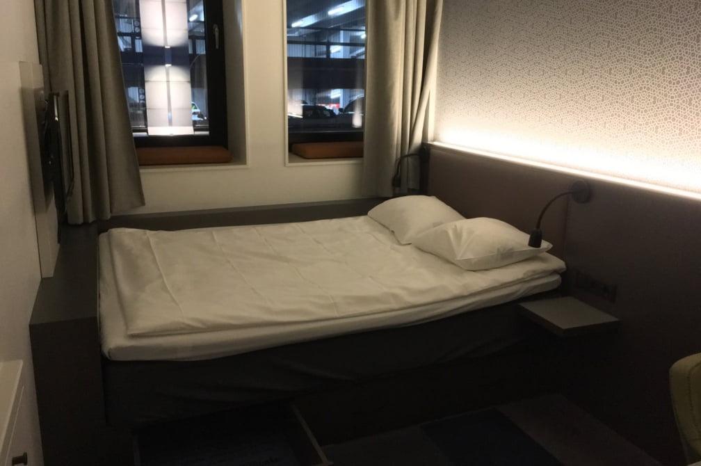 Hotel room near Oslo S