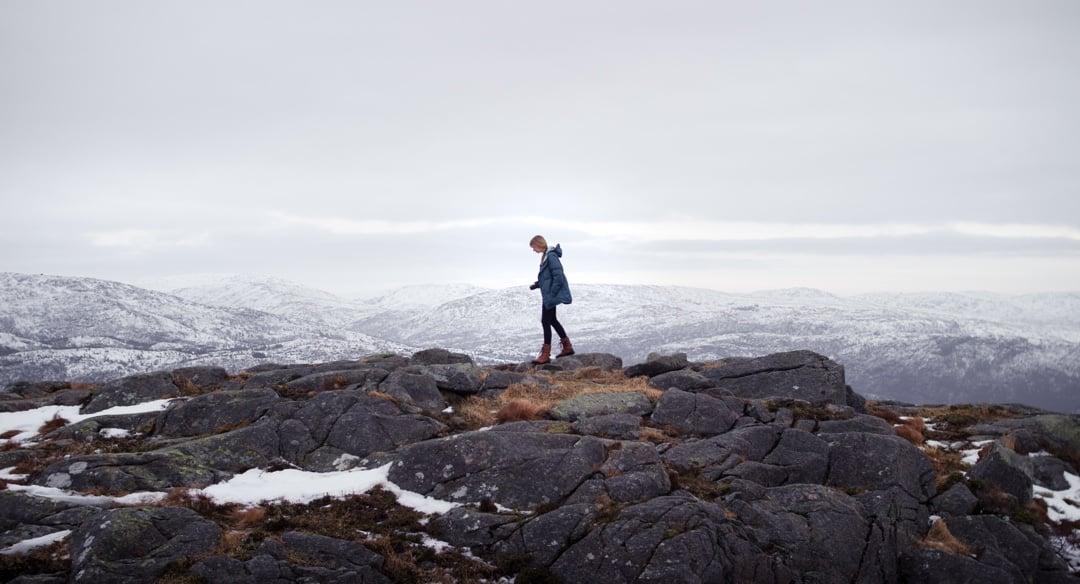 Bergen city hikes