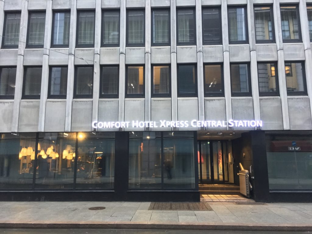 Comfort Xpress Hotel in Oslo