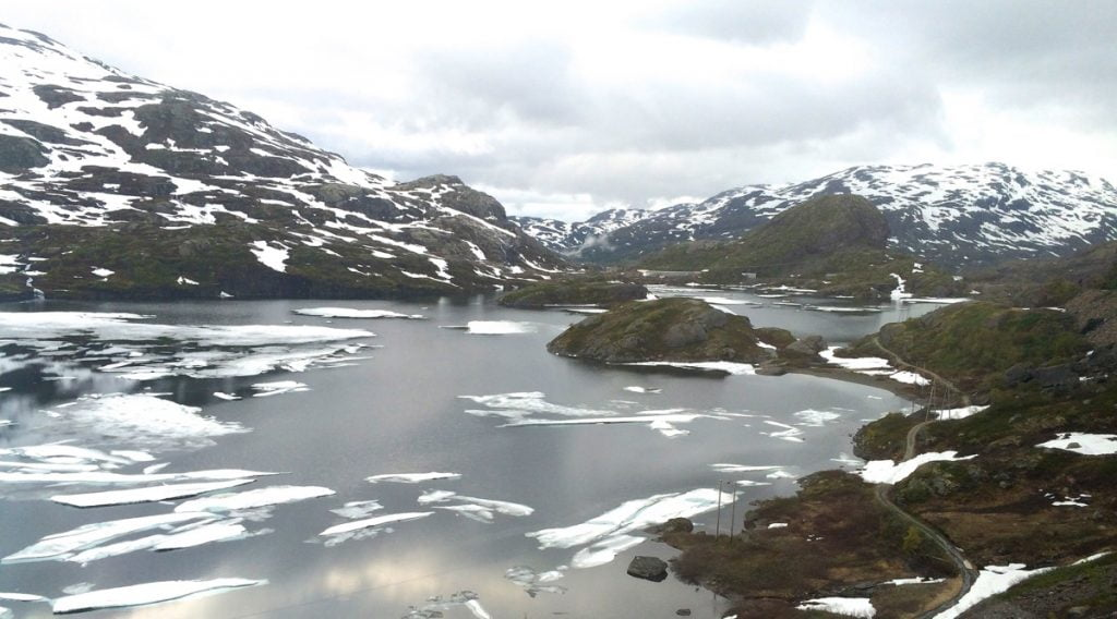 Finse Norway
