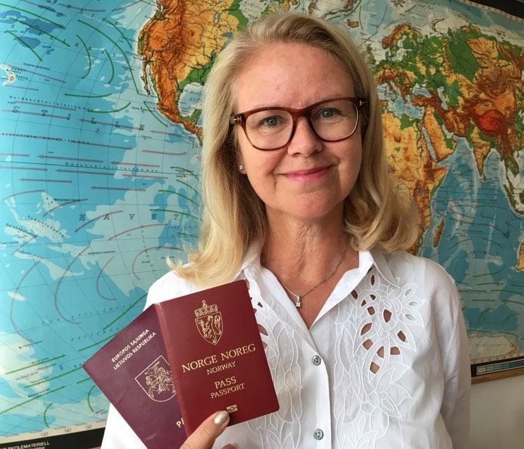 Hanne K. Aaberg, Norwegians Worldwide