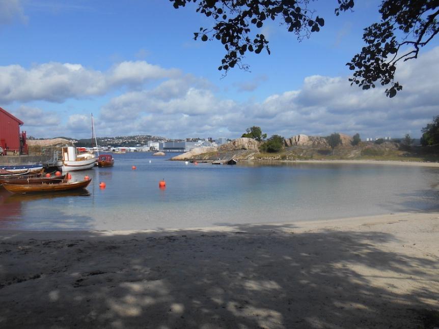 Bragdøy island