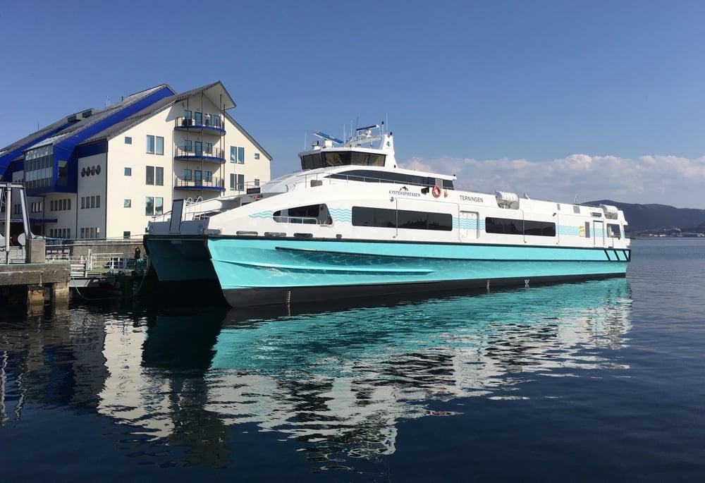 Kystekspressen ferry