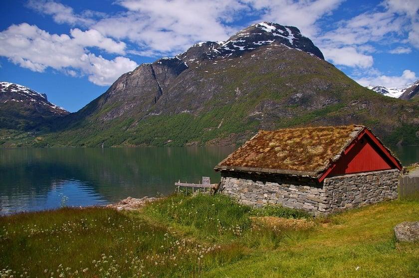 Learning Norwegian online