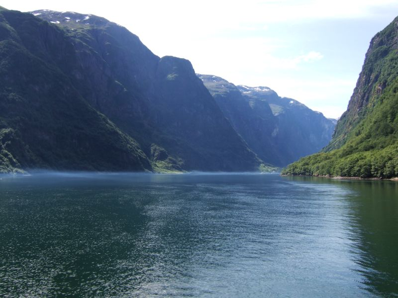 Flåm & the Nærøyfjord