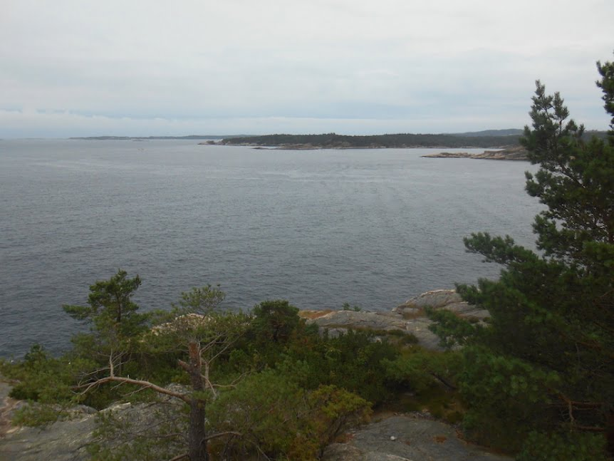 Odderøya hiking