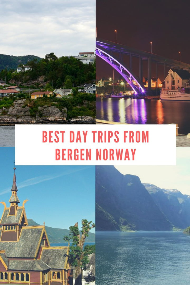 The best day trips from Bergen, Norway