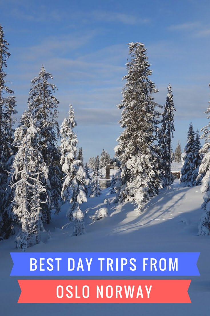 Best day trips from Oslo, Norway: Includes winter sports in Lillehammer, a stroll around Old Fredrikstad, and more.