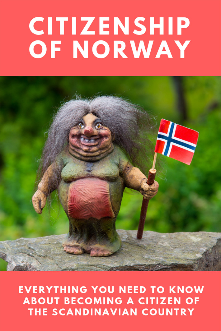Citizenship of Norway: How to become a citizen of Norway. Everything you need to know.