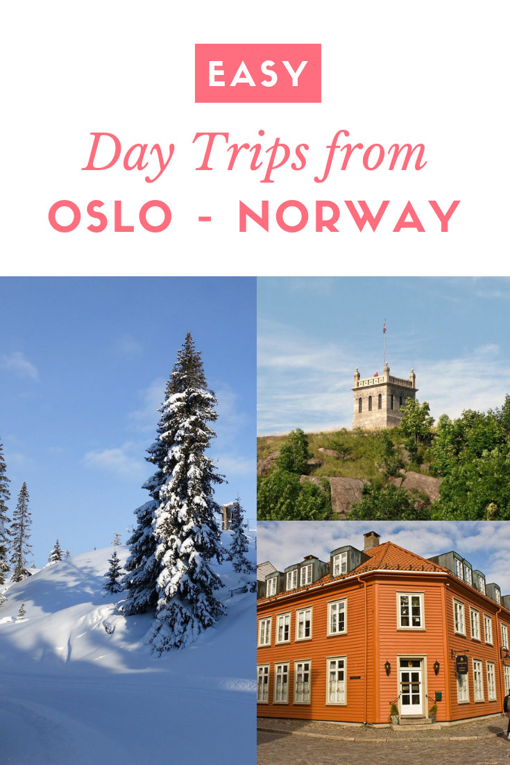 Day Trips from Oslo, Norway