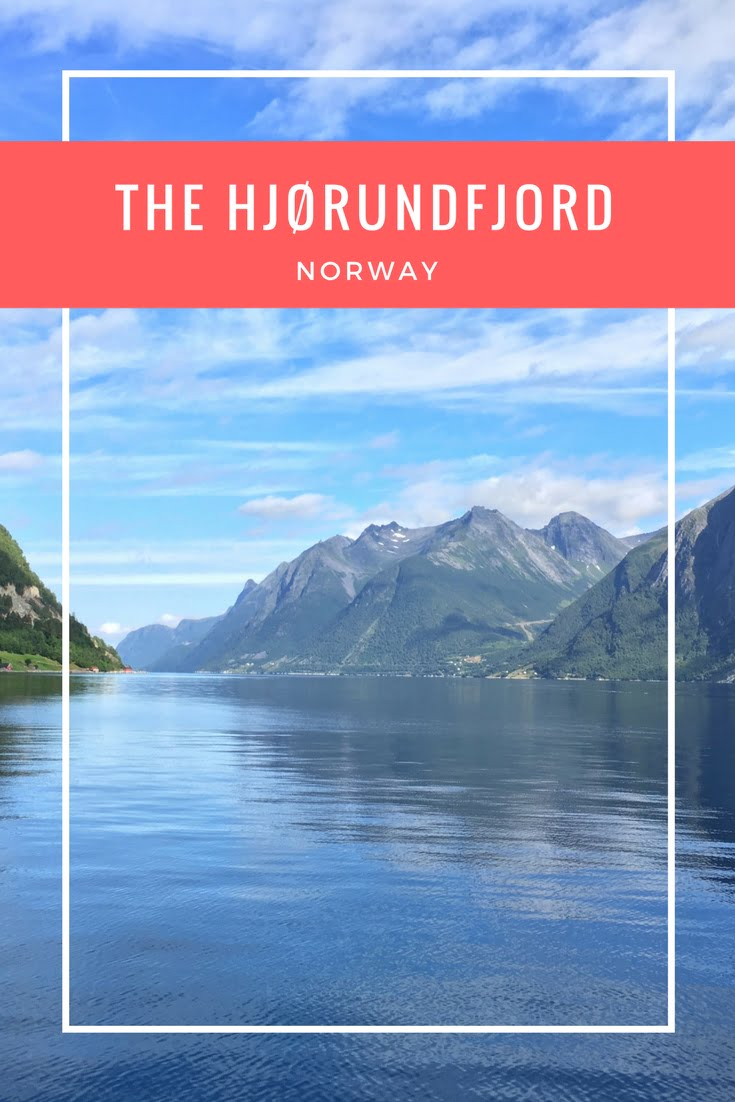 The Hjørundfjord in Norway: The best Norwegian fjord you've never heard of.