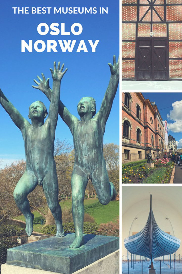 The best museums in Oslo, Norway