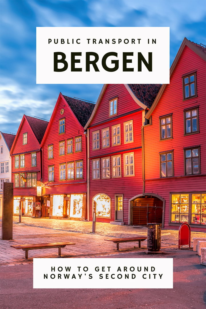 Public Transport in Bergen: Getting around Norway's second city