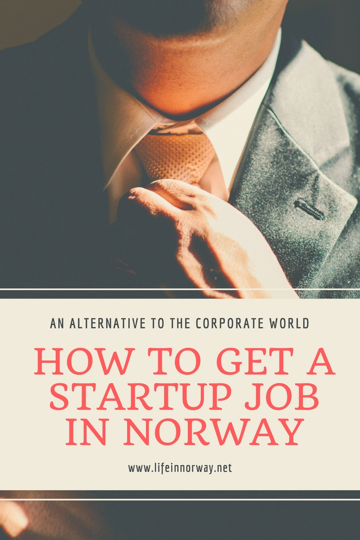 Startup Jobs in Norway: A great alternative to the corporate world.