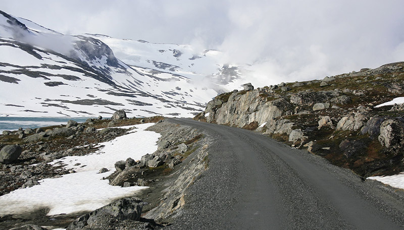 Norway's most scenic drives