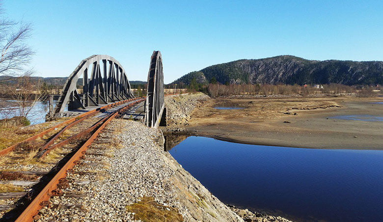 See scenic Norway by train