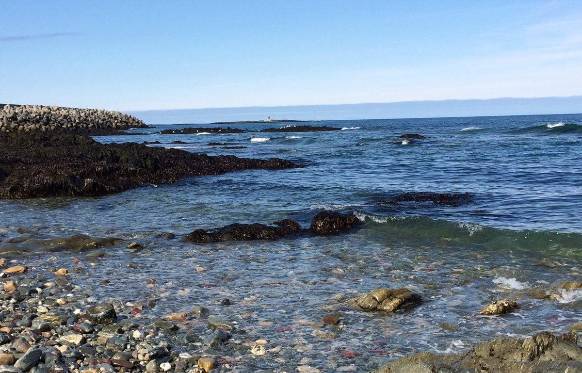 Finnmark shoreline