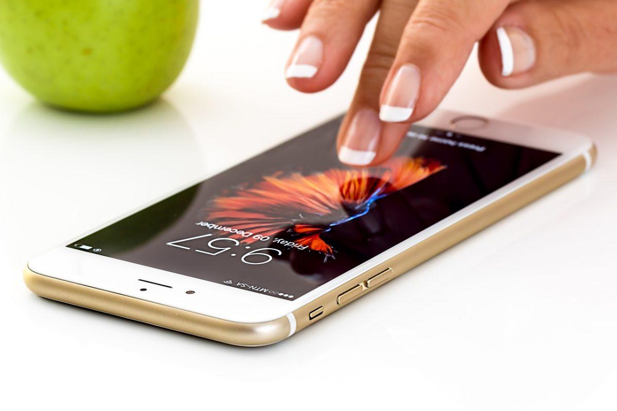 Smartphone payment app