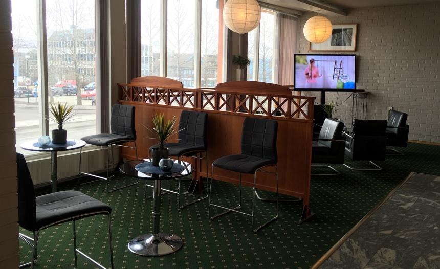 Sortland Hotel Lobby