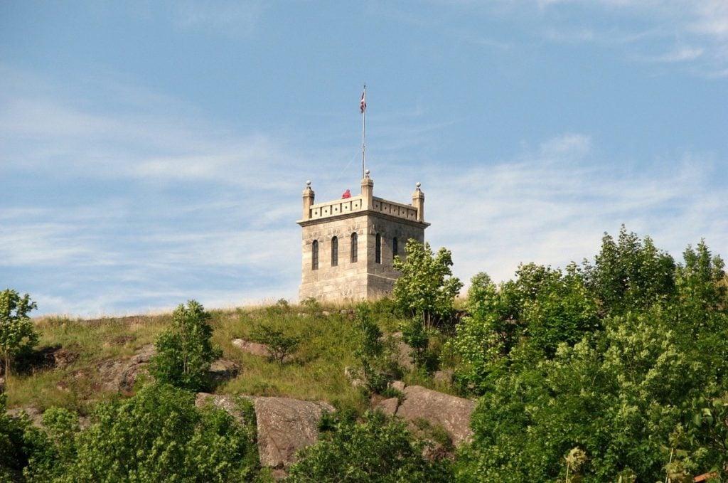 Tønsberg castle tower