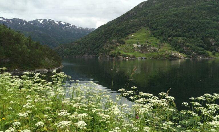 Tvindefossen in Norway