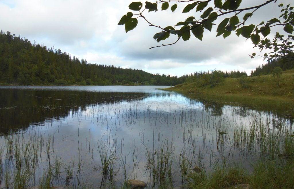 Vintervatnet lake