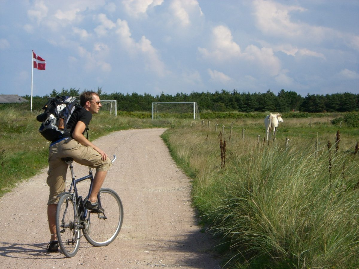 Cycling vacation in Denmark