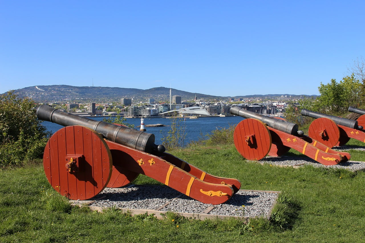 Guarding the Oslofjord