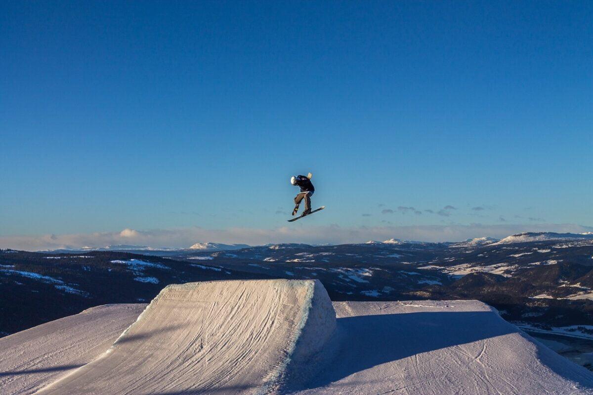 Winter Olympics in Norway