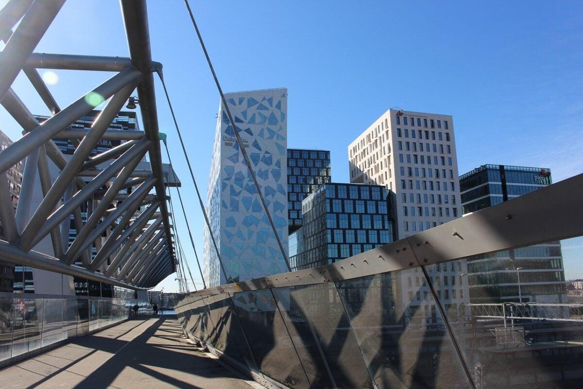 Working in Oslo