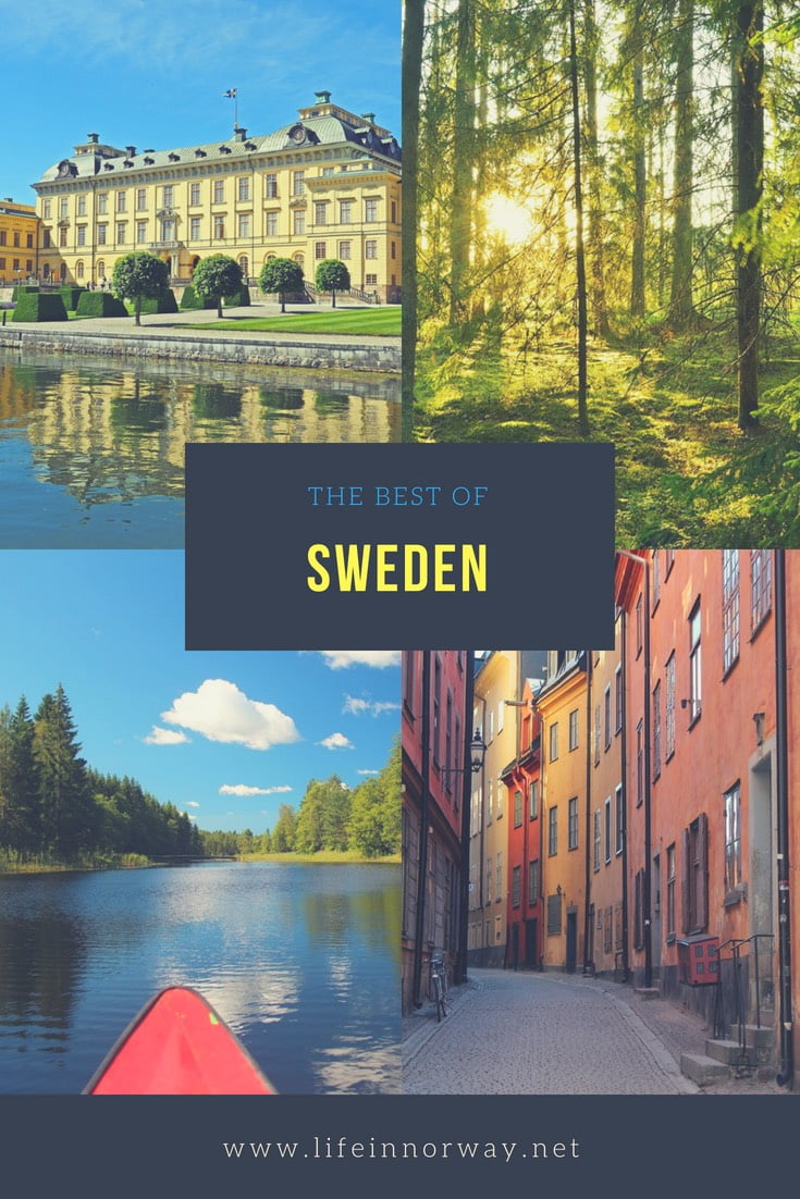 The Best of Sweden: From exploring the old streets of Stockholm to kayaking the lakes.