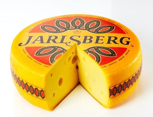 Jarlsberg Norway cheese