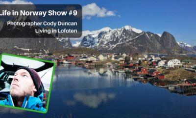 Living in Lofoten podcast