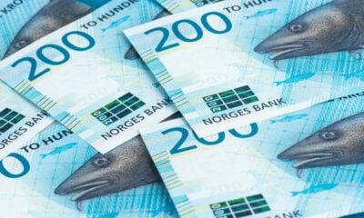 Norwegian paper bills