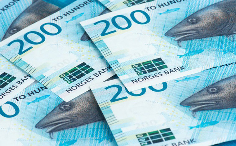 Norwegian paper bills
