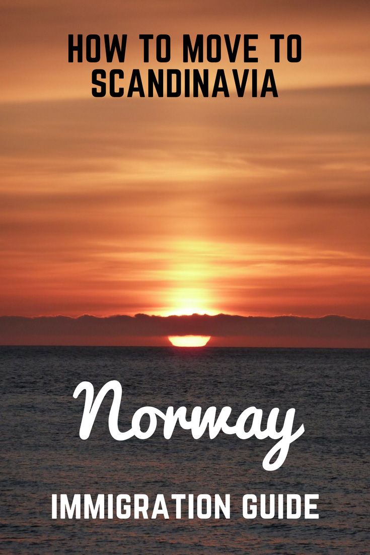 How to Move to Scandinavia: A Norway Immigration Guide.
