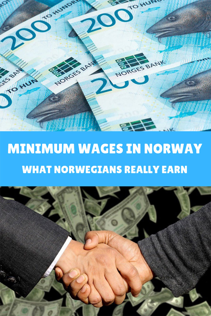 Minimum Wage in Norway: How much do Norwegians really earn?